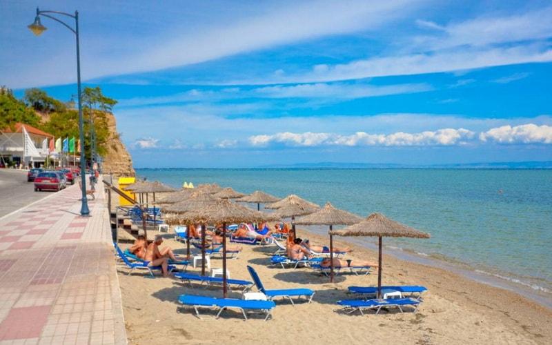 Παραλία Μακρύγιαλος